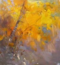 Bright Light - oil, canvas